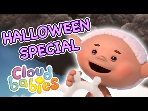 Cloudbabies - Halloween Special | Playful Pirates