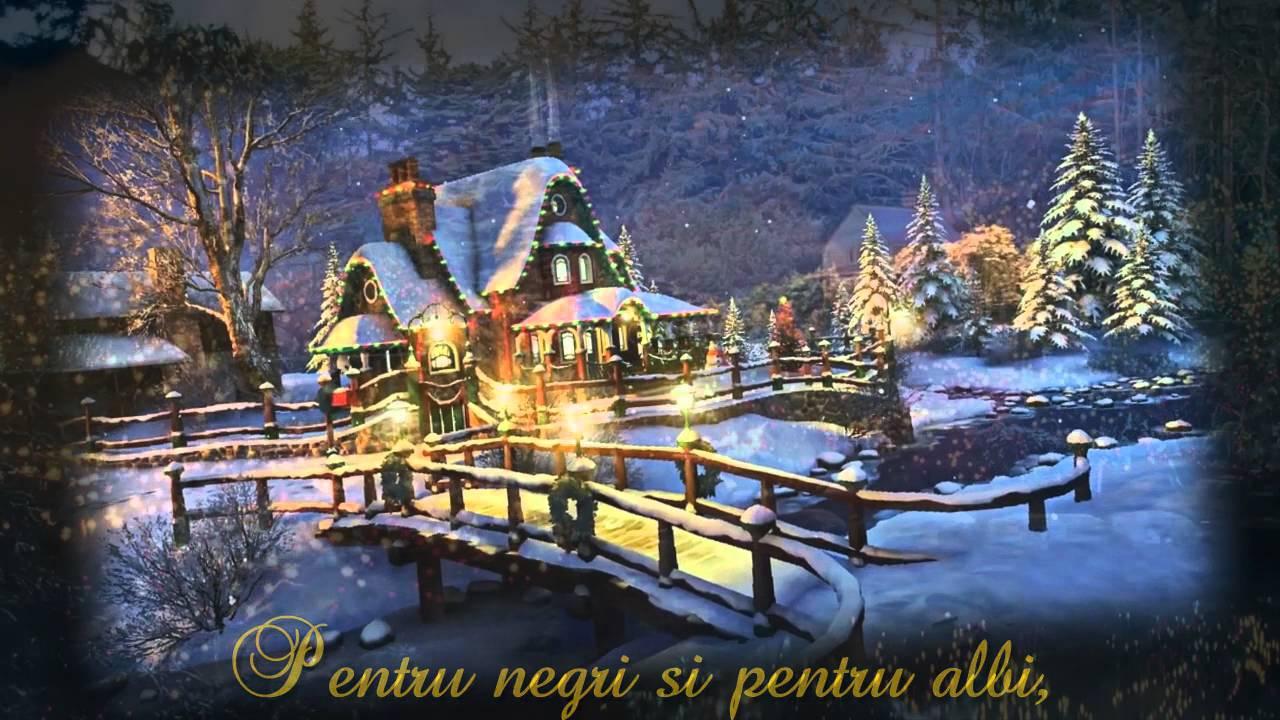 So This Is Christmas Acesta Este Crăciunul Traducere Romană Youtube