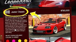 Here's why the JESTER CLASSIC has NOT been released yet...