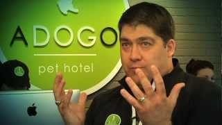Http://www.adogopethotels.com/ john sturgess of adogo pet hotels was named the twin west chamber emerging entrepreneur year award winner in may 2012. ...