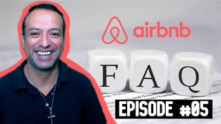 Gambar cover Imperiobnb Answers you   Airbnb FAQ Episode 05