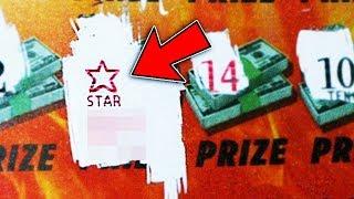 INSANE $100 WINNER! Hot Fortune $2MIL TOP PRIZE Michigan Lottery