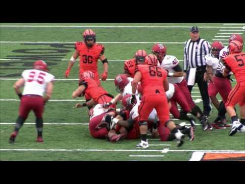 2016 Harvard Football Highlights