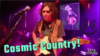 Join us for the livestream to release 1st #cosmiccountry album into world! watch full show here: https://instrumentheadlive.com/collections/danie...