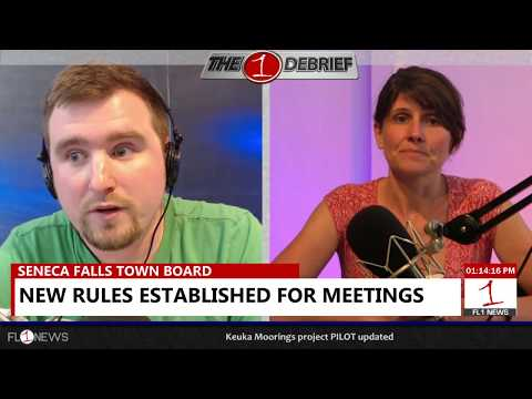 Audits, Geneva Foundry, and new rules for meetings ..::.. The Debrief Podcast 6/29/17