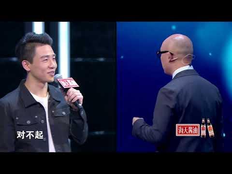 """非诚勿扰-孟非迎""""最投缘男嘉宾""""黄澜解读""""好脾气"""" 180303"""