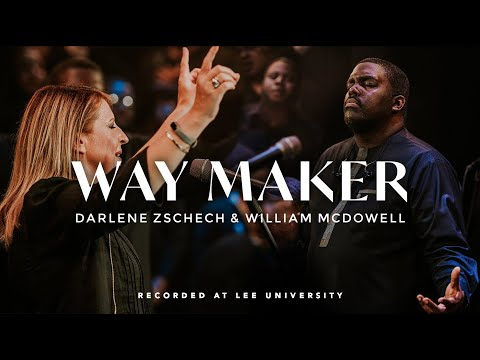 Way Maker - Darlene Zschech & William McDowell | REVERE (Official Live Video)