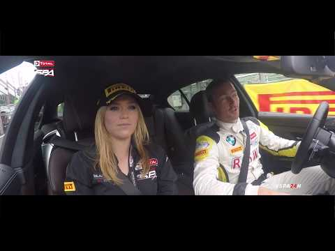 Quick fire questions - BMW M6 - MAXIME MARTIN - Total 24 Hours of Spa