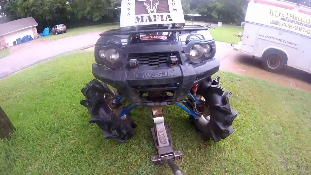 Stateline Costoms 7 Lift Ball Joint Failure Brute Force 840