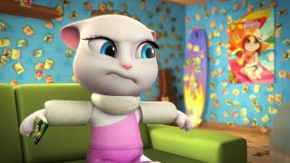 Talking Tom Shorts 33 - The Final Sticker