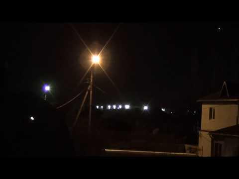 Кто-то за нами наблюдает!Неопознанный объект в небе над Серпуховым.Из моего окна#сидимдома