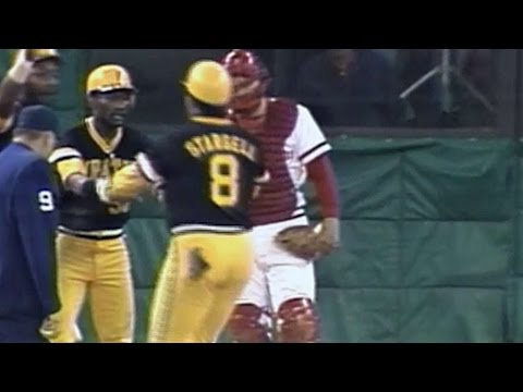 NLCS Gm1: Stargell