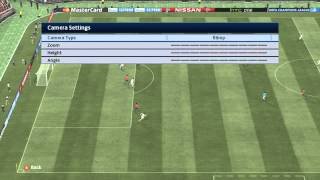 Pro Evolution Soccer 2015 PC Gameplay 1080p