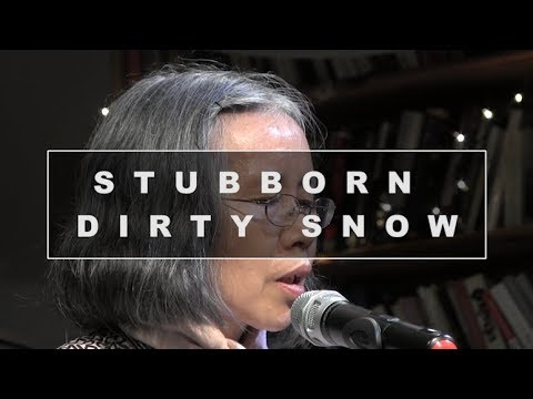 AAWWTV: Stubborn Dirty Snow with Can Xue and Porochista Khakpour