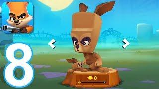 Zooba: Zoo Battle Arena - Gameplay Walkthrough Part 8 - Molly (iOS, Android)