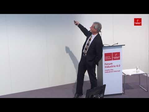 Forum Industrie 4.0 - Prof. Dr.-Ing. Christian Diedrich