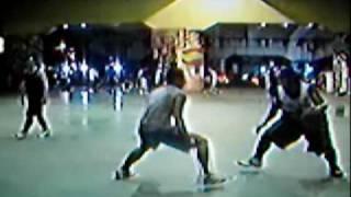 台灣花式街頭籃球之王 小夫 master mba streetball