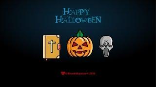 Pumpkin Halloween Icon - Illustrator Tutorials For Beginner