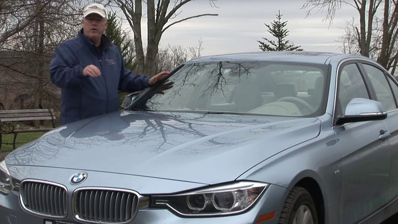 2013 BMW ActiveHybrid 3 Review - YouTube