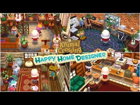 Happy Home Designer :: Main Street Tours :: Restaurant, Office, + Department Store