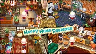 Happy Home Designer :: Main Street Tours :: Restaurant, Office,   Department Store