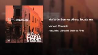 Maria de Buenos Aires: Tocata rea