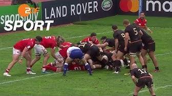 Rugby-WM: Aus der Traum | ZDF SPORTreportage
