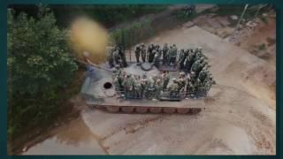 天水圍香島中學 中一級學生 坦克車體驗 5/Nov/2016