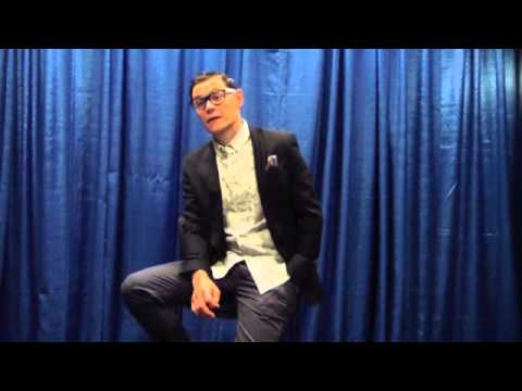 Burn Gorman DragonCon 2013