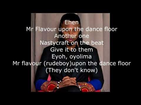 Mr Flavour Baby Na Yoka Lyrics