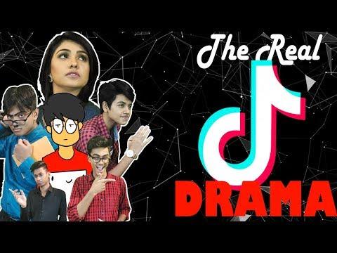 The Real Tiktok Drama   Animated By Antik Mahmud