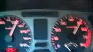 Peugeot 306 1,8 16V 0-160 km/h