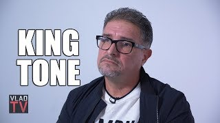 King Tone on Going Vegan: If I Kill Cows I'd Kill Giuliani Too - Not Into That Anymore (Part 17)
