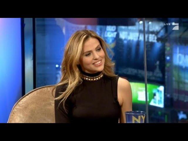 Topmodel Hana Nitsche - TV total