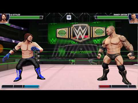 WWE Mayhem - Season 2 Finale for the WWE Mayhem Championship!