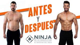 Nuevo curso AHORA DISPONIBLE! -  Ninja de la Magia | El maestro del Agua