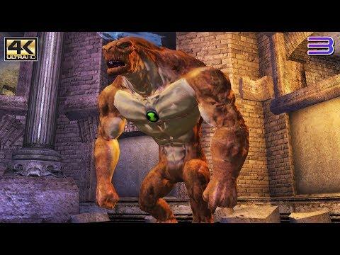 Ben 10 Ultimate Alien: Cosmic Destruction - PS3 Gameplay 4K 2160p! (RPCS3)