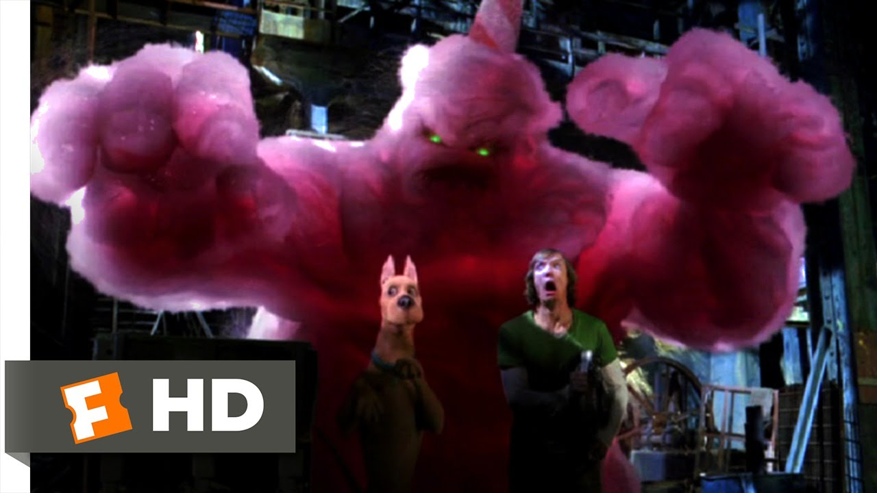 Scooby Doo 2 Monsters Unleashed 9 10 Movie Clip The Cotton Candy Glob 2004 Hd Youtube