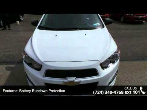 Captivating 2015 Chevrolet Sonic RS   Baierl Chevrolet   Wexford, PA .
