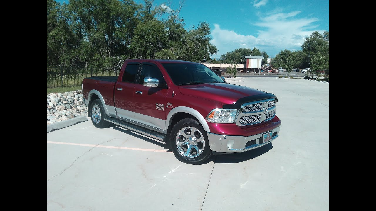 2014 ram 1500 ecodiesel 109 000 mile real owner review youtube. Black Bedroom Furniture Sets. Home Design Ideas