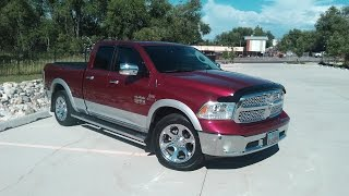 2014 ram 1500 3.0l ecodiesel 109,000 mile real owner review
