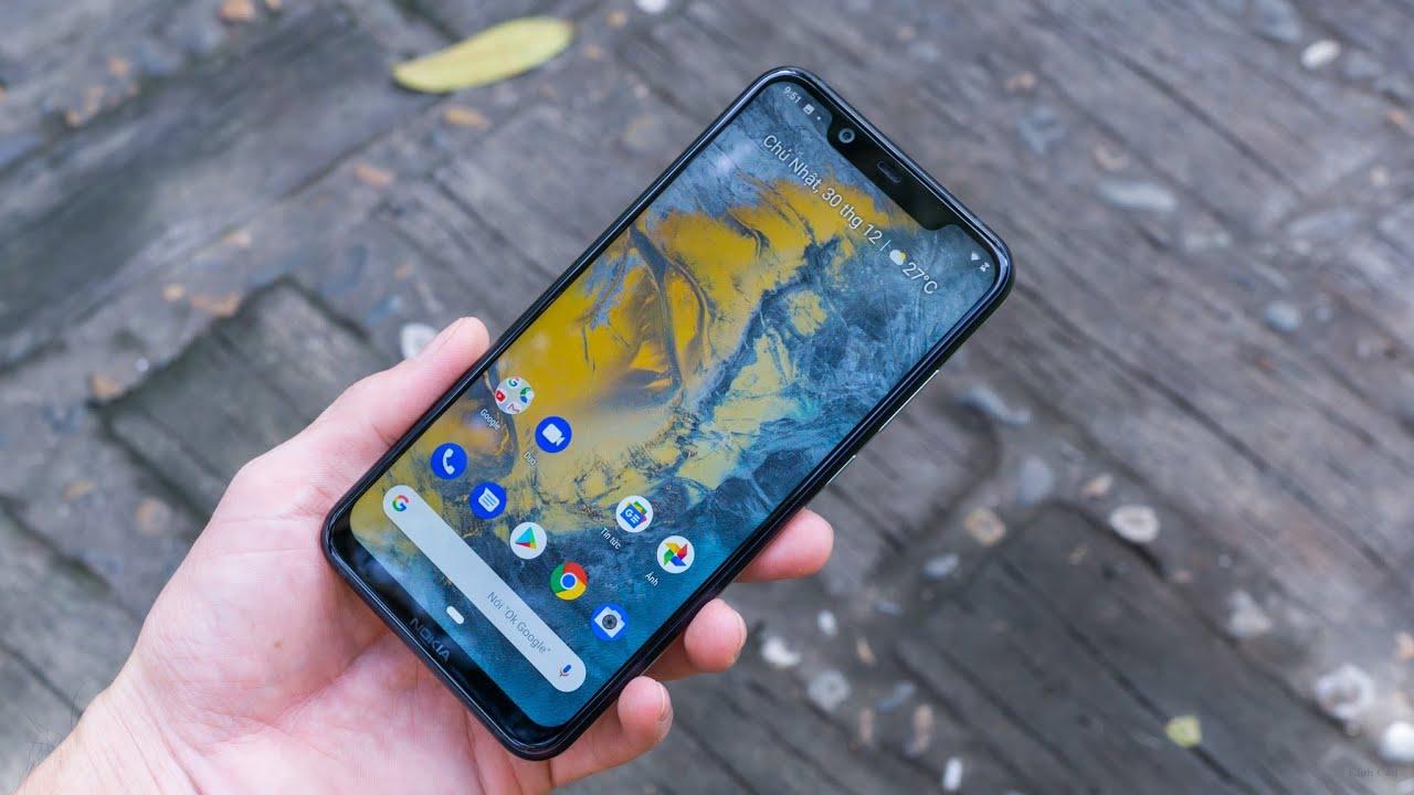 10 tính năng cực hay trên Nokia 8.1 #1