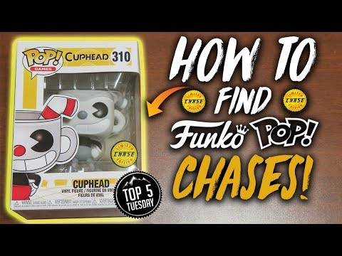 How to Find a Chase Funko Pop (Tips & Tricks)
