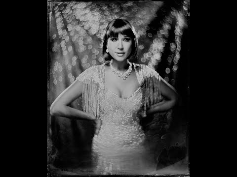 8x10 Fashion Tintypes Photoshoot Wet Plate Collodion