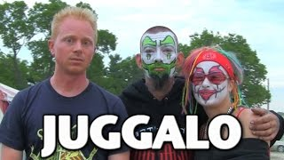 Joe Goes Juggalo