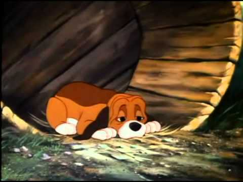 The Fox and the Hound - Best of Friends (lyrics)
