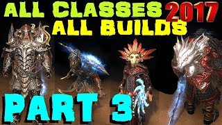 Neverwinter ALL CLASSES Review 2017 Part 3/4