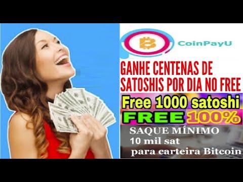 [ COINPAYU Nova ] Ganhe Bitcoin gratis | Faucet, Offerwal, Surf | Divulgue seu site | Home Office