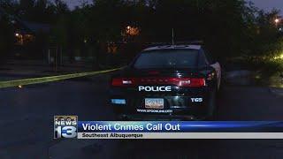 Authorities investigate homicide in southeast Albuquerque