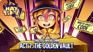 A Hat in Time - Any% Speedrun in 1:07:08 IGT